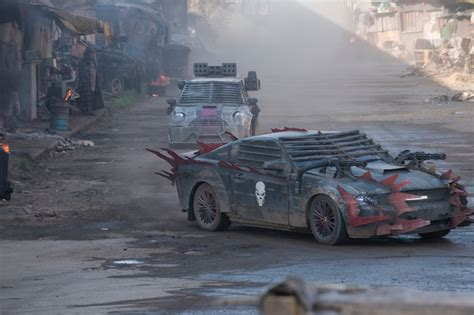 """""""Death Race: Beyond Anarchy"""" First look at the Pictures"""