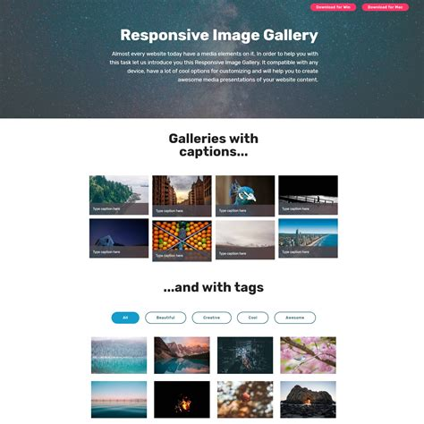 30 Professional JavaScript Bootstrap Slider and Gallery Demos