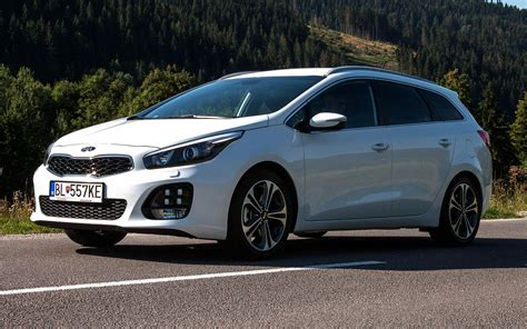 2015 Kia cee'd SW GT-Line - Wallpapers and HD Images | Car