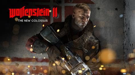 Wolfenstein 2 The New Colossus E3 2017 Wallpapers | HD