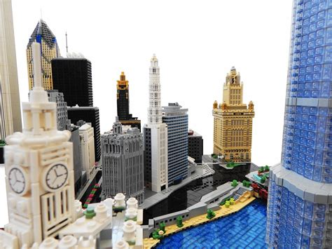 IIT student wants to bring Lego-sized Chicago buildings to