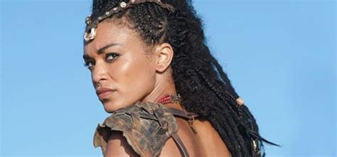 WATCH: Pearl Thusi is a warrior princess in new Scorpion