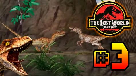 Raptor Rules || The Lost World Jurassic Park (PS1) Ep 3