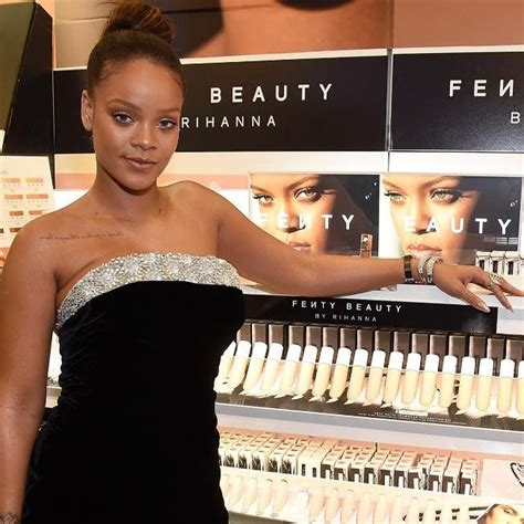 I've been wearing Fenty Beauty by Rihanna for three months