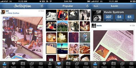 Instagram is a Free Fusion of Hipstamatic and Tumblr for