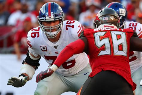 What does Nate Solder's opt out mean for the Giants? - Big