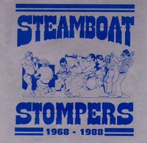 STEAMBOAT STOMPERS - DIXIELAND BAND