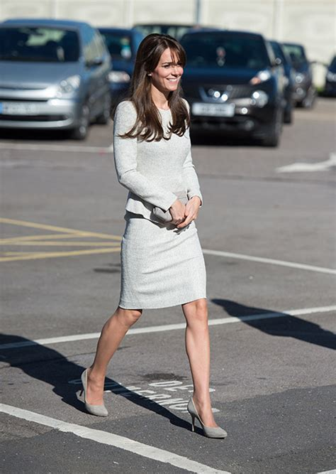 Kate Middleton turns heads with chic ensemble during