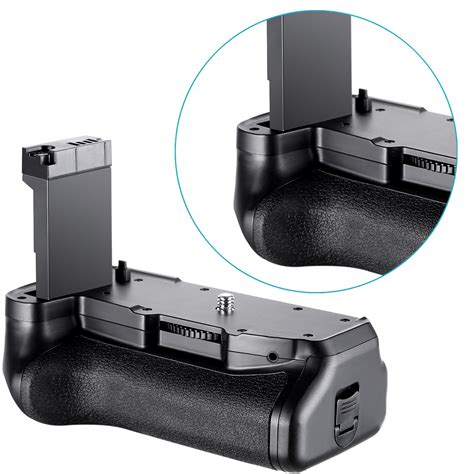New Professional Battery Grip for Canon EOS 800D/Rebel T7i