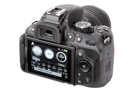 Nikon D5200 Review   Trusted Reviews