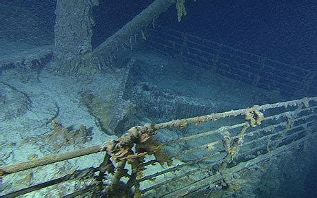 Titanic wreckage to be raised digitally by new 3D map