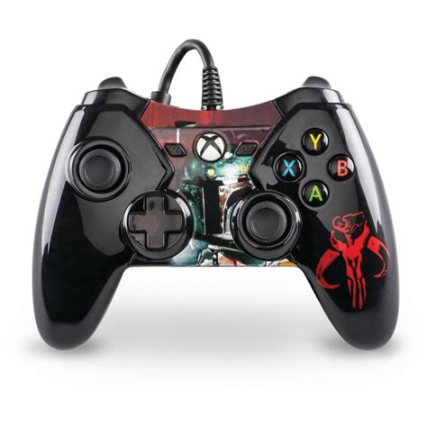 Xbox One Boba Fett Wired Controller (Walmart Exclusive