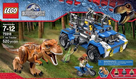 The Minifigure Collector: Lego Jurassic Park and Dino sets