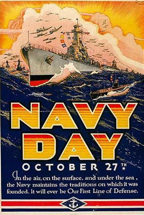 Navy Day, October 27, 2014 — fly your flag | Millard