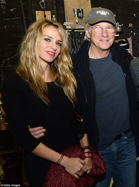 Tom Cruise and Richard Gere lead celebs at musical in New
