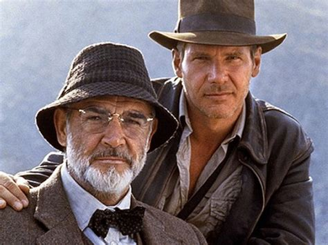 Indy at 30: Like father, like son? ~ Indiana Jones And The