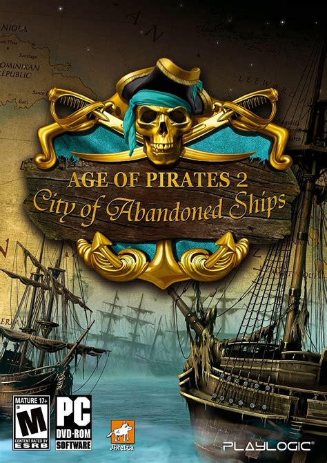 Age of Pirates 2: City of Abandoned Ships - PC - IGN
