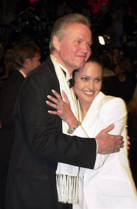 Angelina Jolie's Father Gushes Over Her Work In 'Salt'