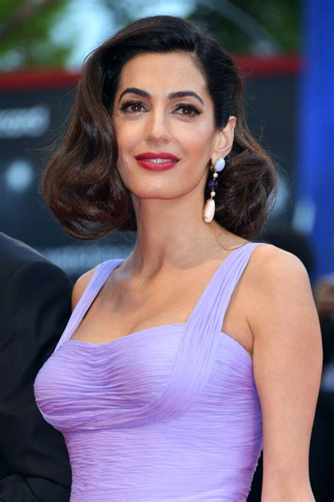 Amal Clooney makeup: The £25 concealer she swears by