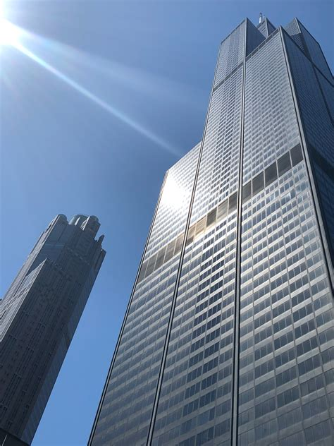 Hidden Architecture » Willis Tower (formerly Sears Tower