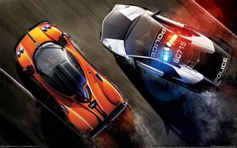 2010 NFS Hot Pursuit Wallpapers | HD Wallpapers | ID #8945
