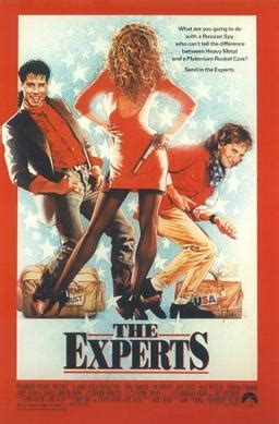 The Experts (1989 film) - Wikipedia