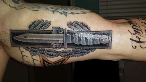Combat Action badge done by Eric Backland from Evolution